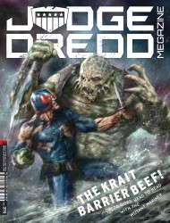Judge Dredd The Megazine #370