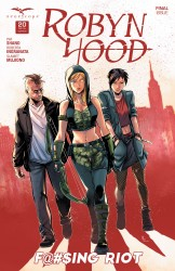 Grimm Fairy Tales Presents Robyn Hood #20