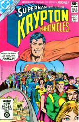 Superman & Supergirl - Krypton Chronicles #1-3 Complete