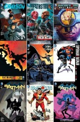 DC week – The New 52 (23.03.2016, week 12)