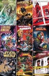 Collection Marvel (23.03.2016, week 12)