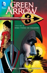 Green Arrow Vol.2 - Here There Be Dragons