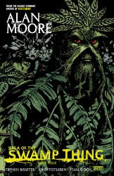 Saga of the Swamp Thing Vol.4