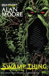 Saga of the Swamp Thing Vol.5