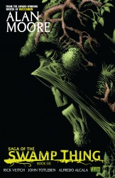 Saga of the Swamp Thing Vol.6