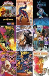 Collection Marvel (30.03.2016, week 13)