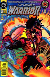 Guy Gardner: Warrior Zero