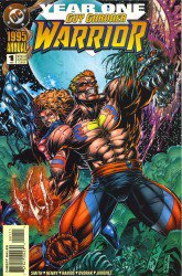 Guy Gardner: Warrior Annual #1-2