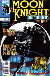 Moon Knight: High Strangers #1–4  Complete