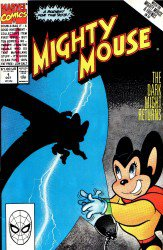 Mighty Mouse Vol. 2 #1–10 Complete