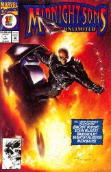 Midnight Sons Unlimited #1–9 Complete