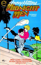 Midnight Men #1–4 Complete