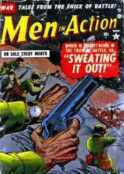 Men in Action #1–9 Complete