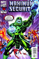 Maximum Security #1–3 Complete