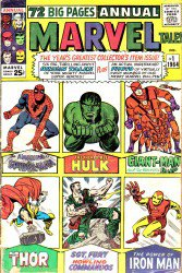 Marvel Tales Annual #1–2 Complete