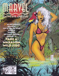 Marvel Swimsuit Special #1–4 Complete