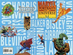 Marvel Portraits of a Universe #1–4 Complete