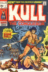 Kull the Conqueror Vol.1 #1–10 Complete