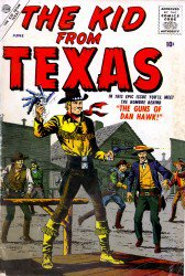 The Kid from Texas #1–2 Complete