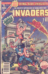 The Invaders Annual #1