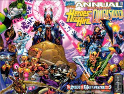 Heroes for Hire Annual
