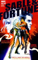 Sable and Fortune #1–4 Complete