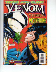 Venom: Tooth and Claw #1–3 Complete