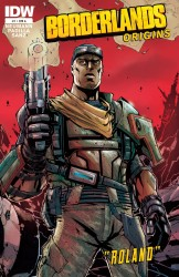 Borderlands Origins #01-04