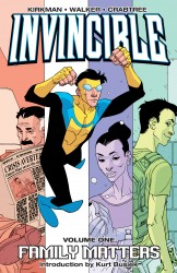 Invincible Vol.1 - Family Matters (TPB)