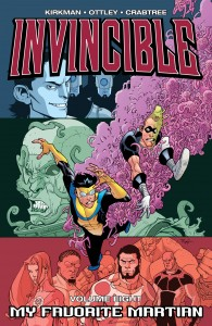 Invincible Vol.8 - My Favorite Martian (TPB)