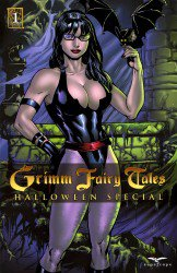 Grimm Fairy Tales: Halloween Special #1-3 Complete