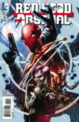 Red Hood-Arsenal #11