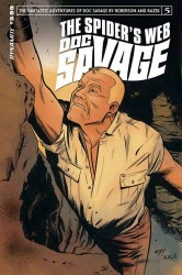 Doc Savage - The Spider's Web #05