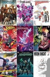 Collection Marvel (13.04.2016, week 15)