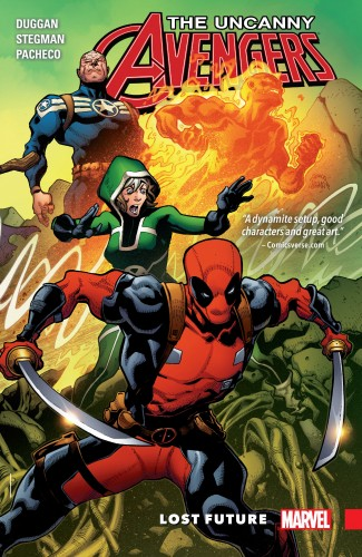 Uncanny Avengers Vol.1 - Unity - Lost Future