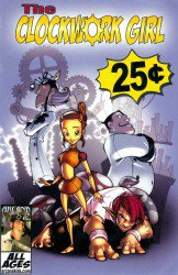 Download Clockwork Girl #0-4 Complete