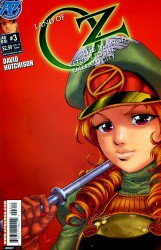 Land of Oz: The Manga - Return To The Emerald City #1-4 Complete
