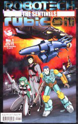 Robotech: The Sentinels - Rubicon #1-2 Complete