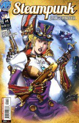 Steampunk: Sketchbook