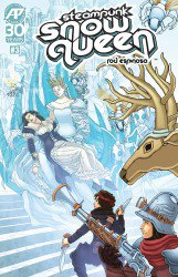 Steampunk: Snow Queen #3