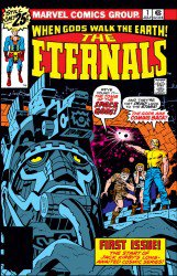 The Eternals vol.1 #1-19 Complete