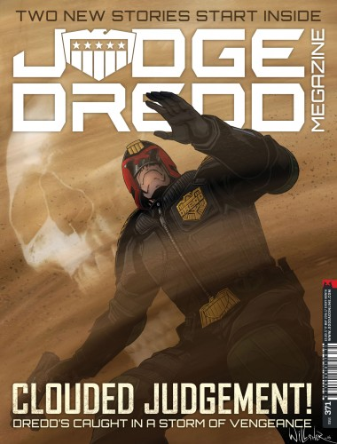 Judge Dredd The Megazine #371