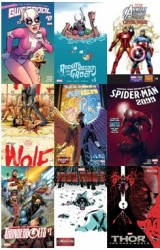 Collection Marvel (04.05.2016, week 18)
