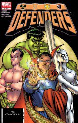 Defenders vol. 2 #1-5 Complete