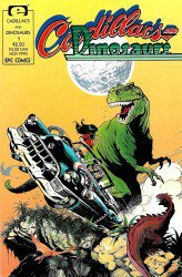 Cadillacs and Dinosaurs #1–6 Complete