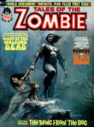 Tales of the Zombie #1–10 Complete