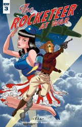 Download The Rocketeer At War #3