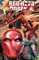 Red Hood-Arsenal #12