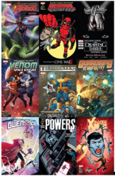 Collection Marvel (11.05.2016, week 19)