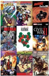 Collection Marvel (18.05.2016, week 20)